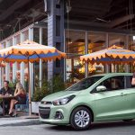 Chevrolet Spark automático CVT 2017 llega a México
