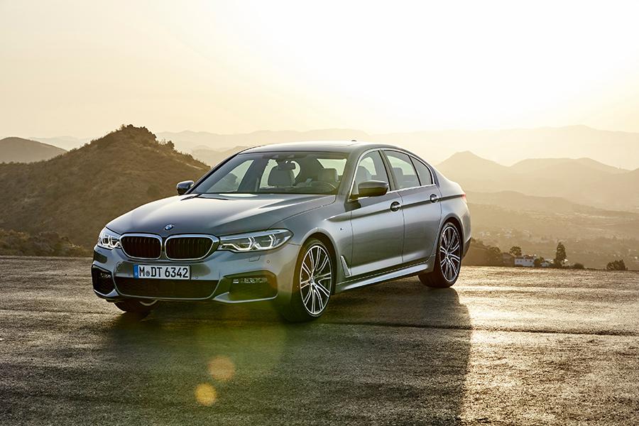 BMW Serie 5 2018 en México