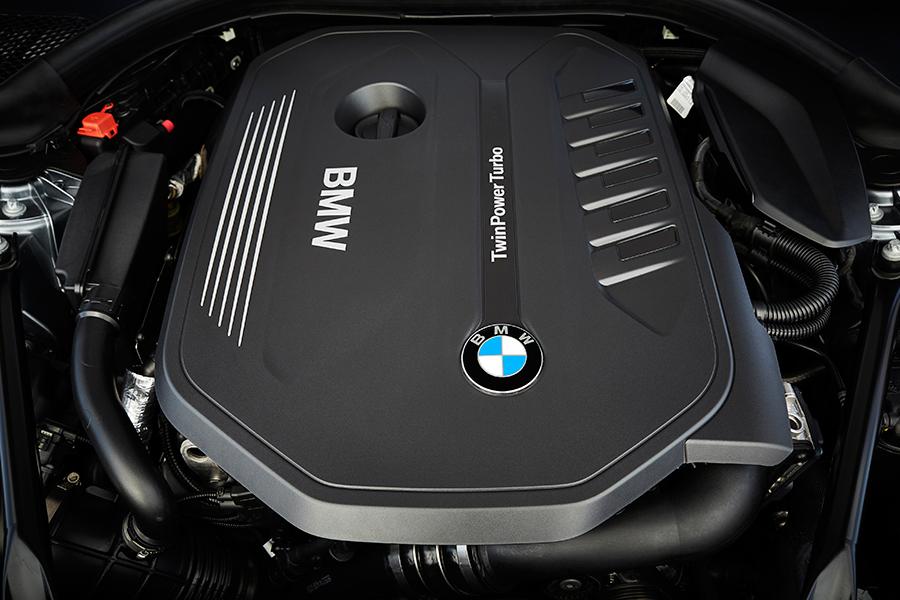 BMW Serie 5 2018 en México motor