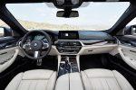 BMW Serie 5 2018 en México interiores pantalla touch Apple CarPlay totalmente inalámbrico