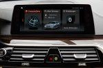 BMW Serie 5 2018 en México funciones en pantalla