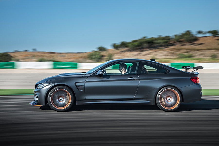 BMW M4 GTS 2017 en México lateral