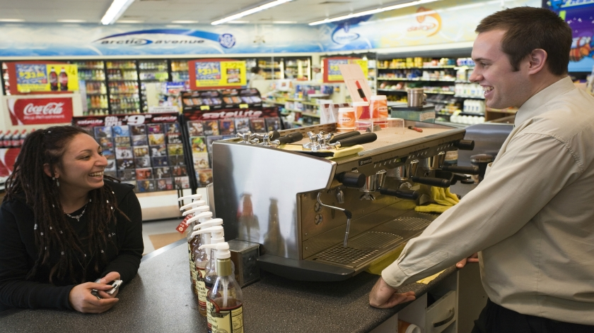 BP Tienda de conveniencia