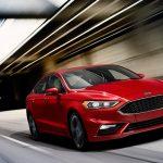 Ford Fusion Sport 2017 llega a México con 325 caballos de potencia
