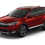 Honda CR-V 2017 llega a México: precios y versiones