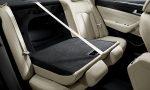 Hyundai Sonata 2017 en México interiores asientos reclinables