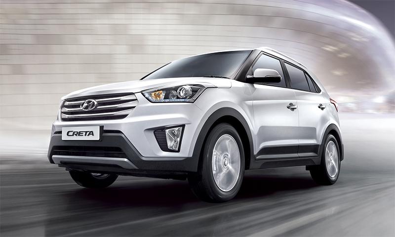 Hyundai Tucson 2017 en México color blanco