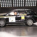 Volkswagen Golf y el Seat Ateca, primeros en alcanzar 5 estrellas de seguridad en el Latin NCAP