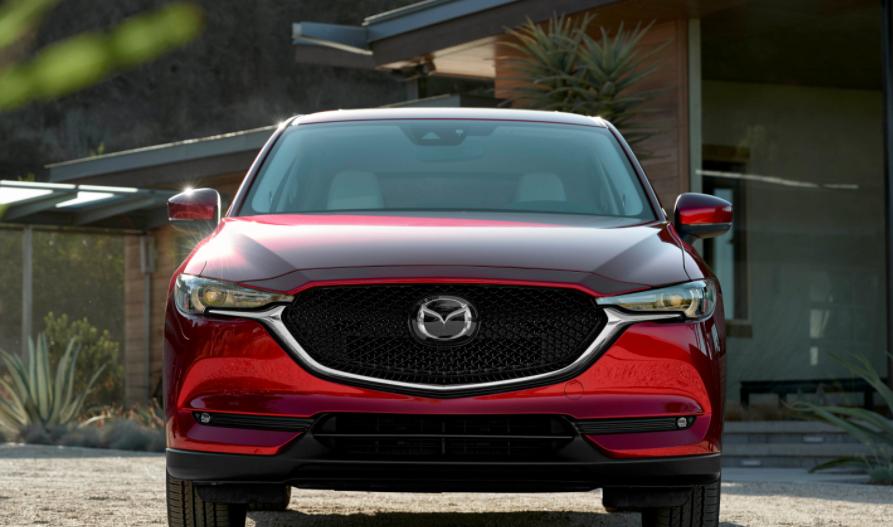 Mazda CX-5 2018 en México nuevo frente KODO