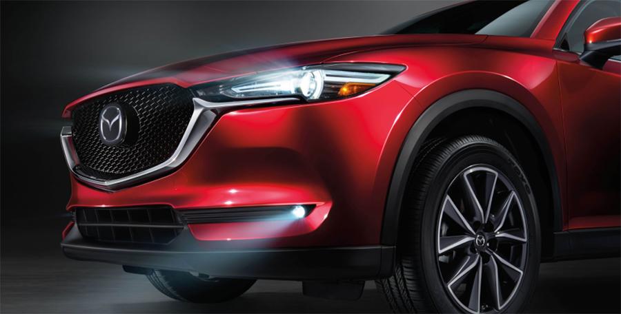 Mazda CX-5 2018 en México nuevo frente KODO con faros LED halógeno