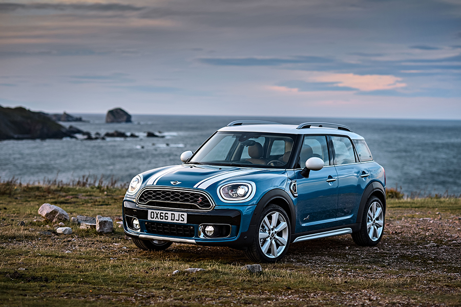 MINI Countryman Cooper S Chili y S Port 2018 en México exterior