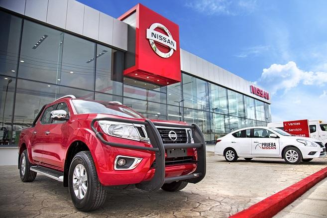Nissan nueva imagen de distribuidores NREDI 2.1