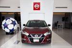 Nissan nueva imagen de distribuidores NREDI 2.1 sala de exhibición