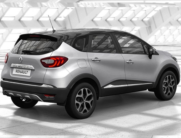 renault captur 2018 ya en m xico precios y versiones autos actual m xico. Black Bedroom Furniture Sets. Home Design Ideas