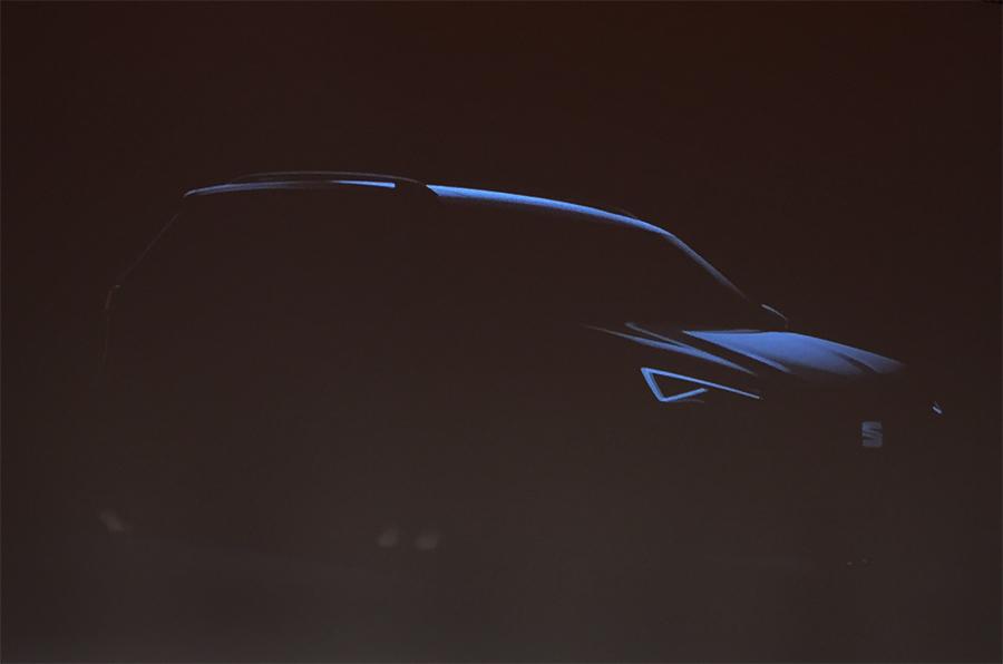 SEAT nueva SUV grande para 2018