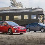 Subaru Impreza 2017 llega a México con nueva plataforma