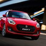 Suzuki presenta el totalmente nuevo Swift 2018