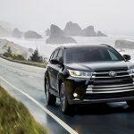 Toyota Highlander 2017 renovada llega a México