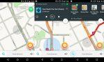 Waze y Spotify desde la misma app