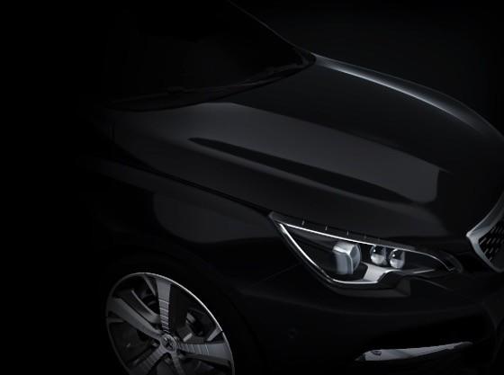 Peugeot 308 2018 renovación frente derecho