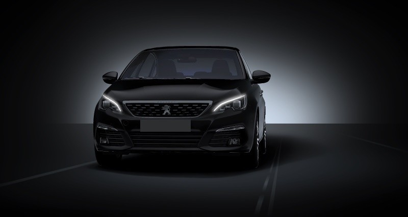Peugeot 308 2018 renovación frontal
