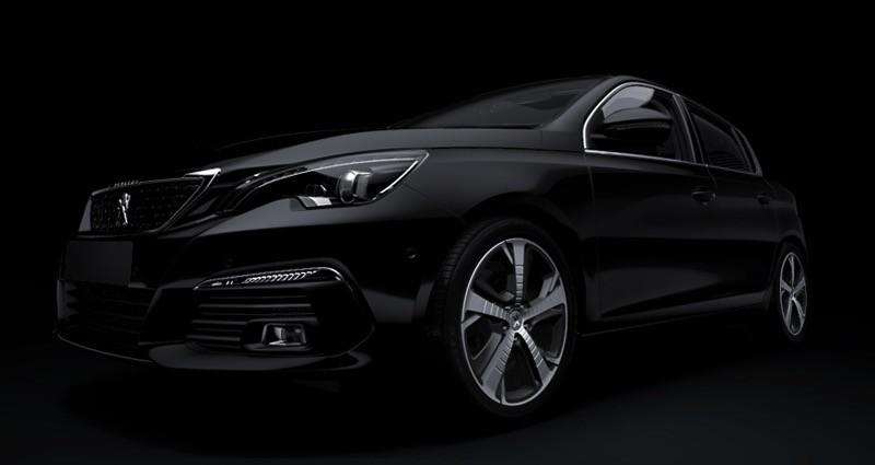 Peugeot 308 2018 renovación frontal izquierdo