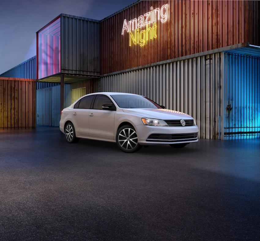 Volkswagen Jetta Fest 2017  rines  y stickers edición especial con leyenda