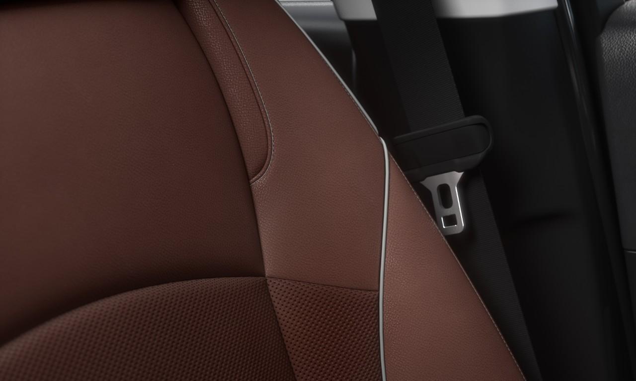 Buick Enclave Avenir 2018 asientos en piel color especial