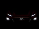 Hyundai Kona frontal