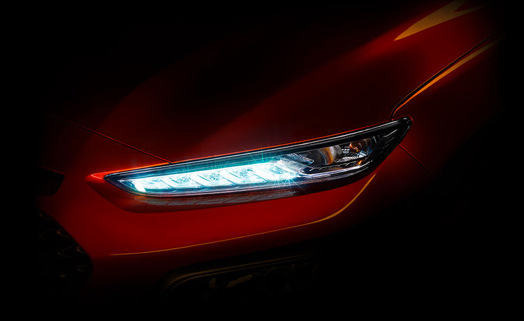 Hyundai Kona oficial imagen