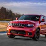 Jeep Grand Cherokee Trackhawk 2018 con 707 caballos de fuerza llega a México este año