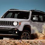 Jeep Renegade 2017 llega a México, precios y versiones