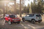Jeep Renegade 2017 México Sport y Latitude en bosque