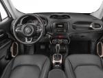 Jeep Renegade 2017 México interior con pantalla touch
