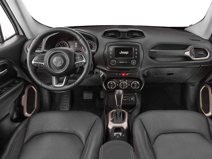 jeep renegade 2017 llega a m xico precios y versiones autos actual m xico. Black Bedroom Furniture Sets. Home Design Ideas