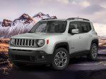 Jeep Renegade 2017 México exterior con rines de 17 pulgadas