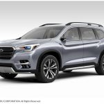 Subaru Ascent debuta en Nueva York, nueva SUV que llegará a México