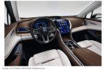 Subaru Ascent 2018 concepto siete pasajeros interiores
