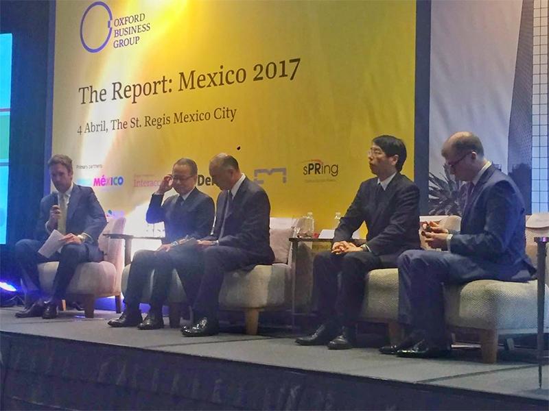 The Report: México 2017 evento en Guanajuato