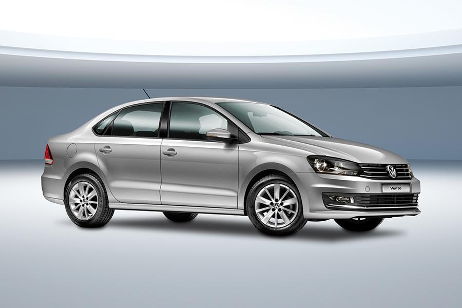 Nuevo Volkswagen Vento TDI 2018 en México color plata