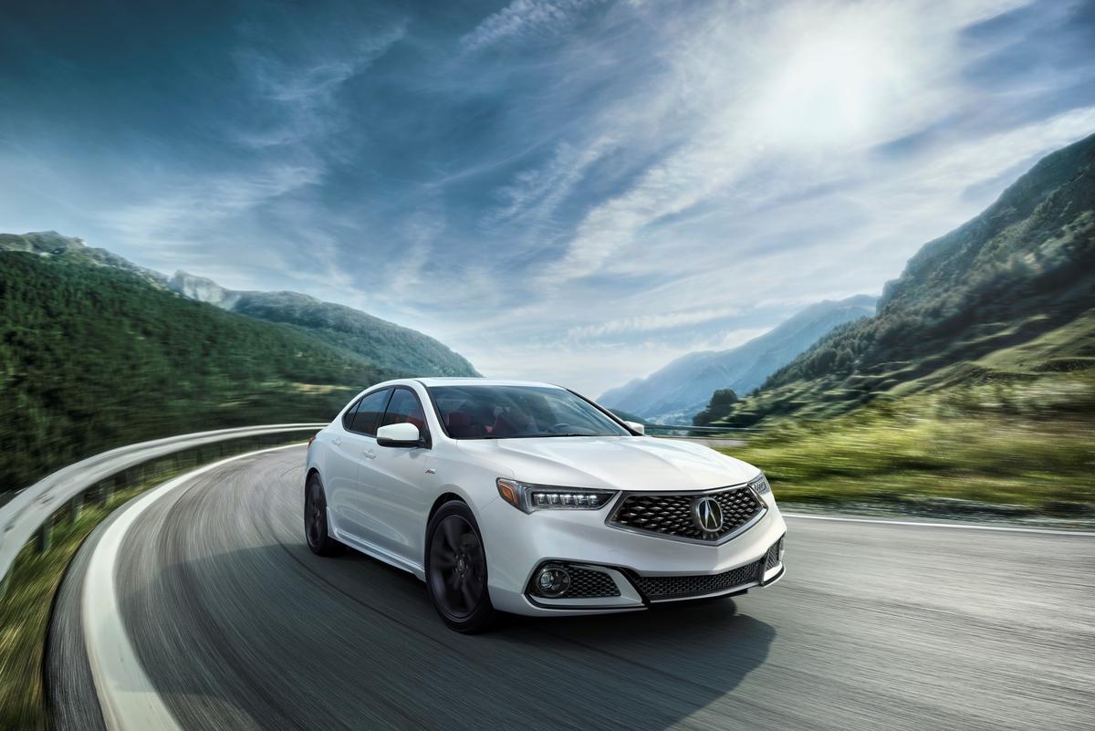 NUEVO Acura TLX V6 Advance A-Spec 2018