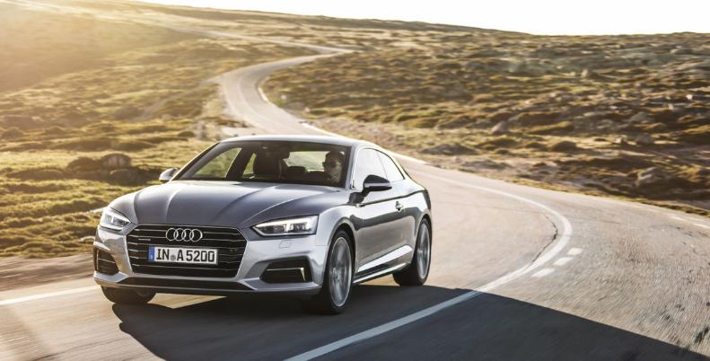 Audi A5 2018 versión Coupé