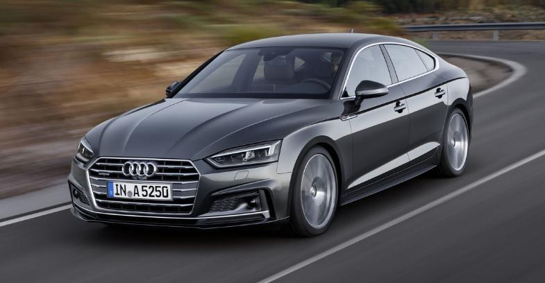 Audi A5 2018 versión Sport Back