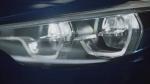 BMW M3 Sedán faro