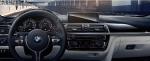 BMW M3 Sedán interior