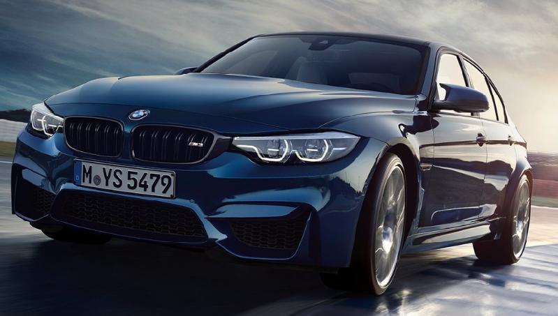 BMW M3 Sedán frente