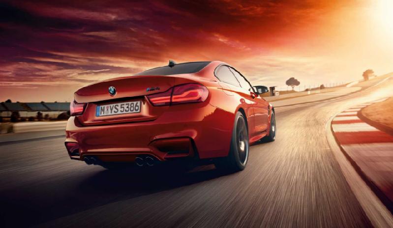 BMW M3 Sedán 2018
