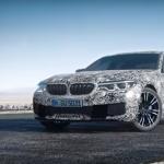 BMW confirma los 600 hp y tracción integral del nuevo M5