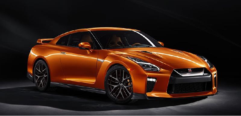 Nissan GT-R llega a México en versión Premium