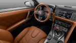 Nissan GT-R interior costado